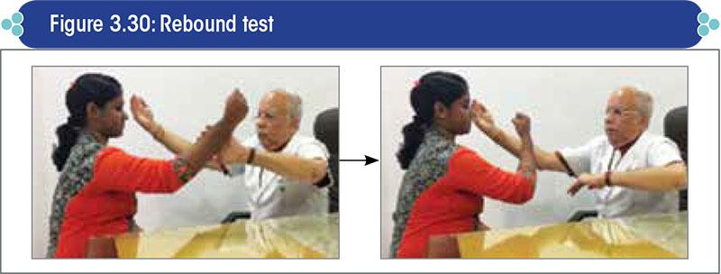 Rebound test